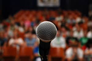 How I became a better public speaker