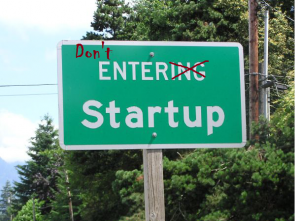 Wrong reasons to do a startup