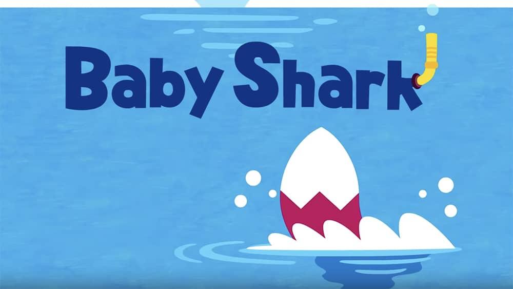 Baby shark' trap